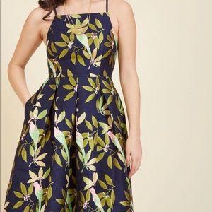 ModCloth 1x Dress